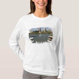 Paddla Steamers, den Brisbane floden, Brisbane, T Shirts