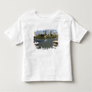 Paddla Steamers, den Brisbane floden, Brisbane, Tröjor