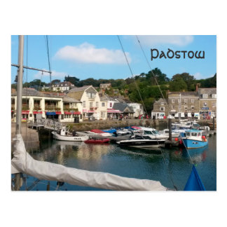 Padstow Cornwall England Vykort