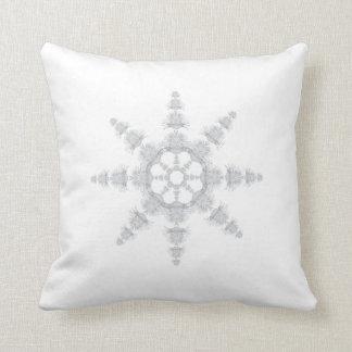 Påfågel 1, för 0101 vit dekorativ kudde 20x20