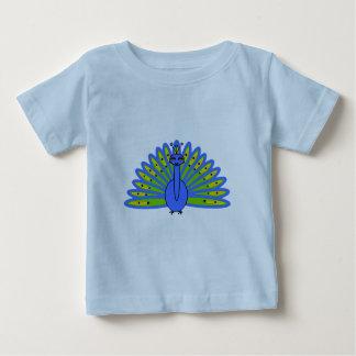 Påfågel Tee Shirts