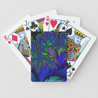 Påfågelmalm 2 spelkort