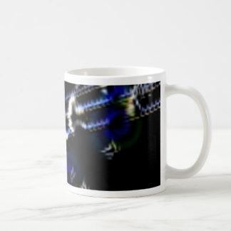 Påfågeln noterar produkter kaffe kopp