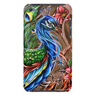 Påfågelsommar iPod Case-Mate Cases