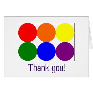 Påfyllning-i--förbigår tackar dig att card hälsningskort