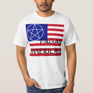Pagan amerikan tshirts