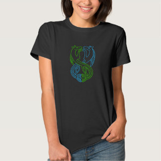 Pagan havshästT-tröja T-shirts
