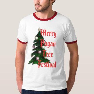 Pagan trädfestival tshirts