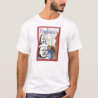 Pagliacci opera tee shirts