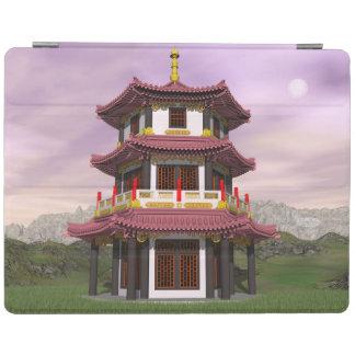 Pagoda - 3D framför iPad Skydd