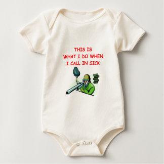 PAINTBALL BODY FÖR BABY