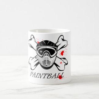 Paintball Kaffemugg
