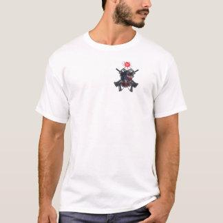 Paintball maskerar skjortan t-shirts