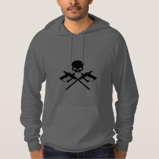 Paintball Scallywag Sweatshirt Med Luva