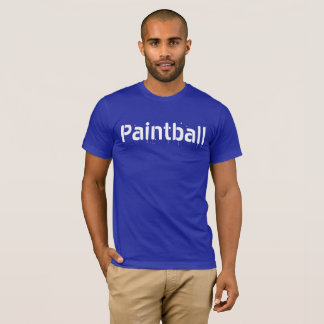 Paintball T Shirts