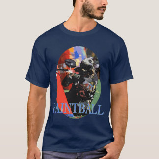 Paintball Tee