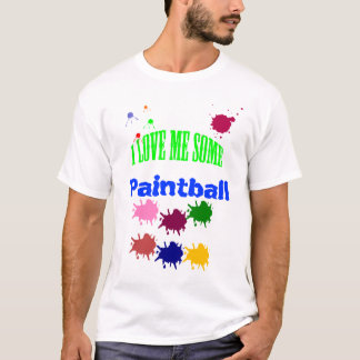 Paintball Tshirts