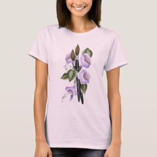 Paintbrushes & morgonhärlighet t-shirts