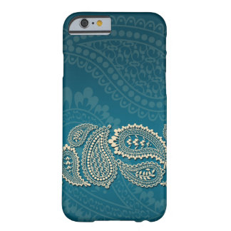 Paisley gräns barely there iPhone 6 fodral