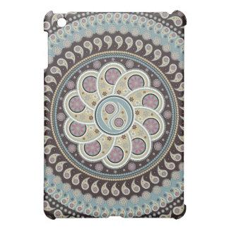 Paisley Mandala iPad Mini Skydd
