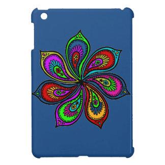 Paisley Pinwheel av fodral för färgiPadkortkort iPad Mini Fodral