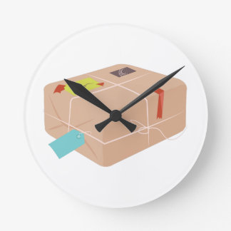 Paket Rund Klocka
