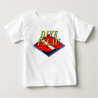 Palauisk begynna T-tröja för dyk Tshirts