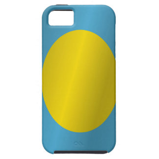 Palauisk flagga iPhone 5 cases