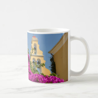 Paleokastritsa kloster, Corfu Kaffemugg
