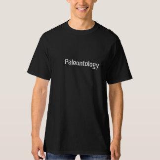 Paleontology som utomhus gör det t shirt
