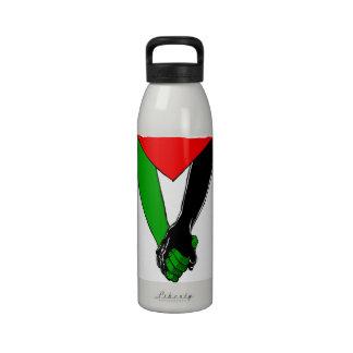 Palestina - vattenflaska