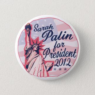 Palin damfrihet standard knapp rund 5.7 cm