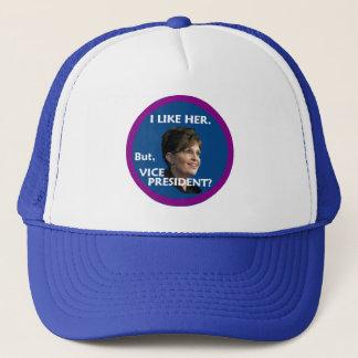 Palin men, VP? Hatt Keps