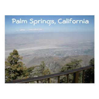 Palm Spring Kalifornien vykort