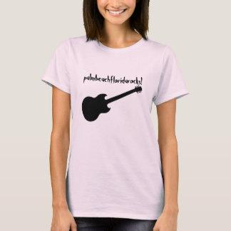 palmbeachfloridarocks! svart gitarr tröjor