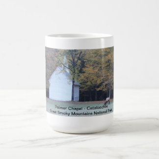 Palmer kapell - Cataloochee Kaffemugg