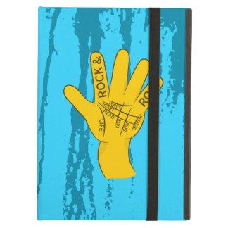 Palmistrysten - och - rulle iPad air skydd