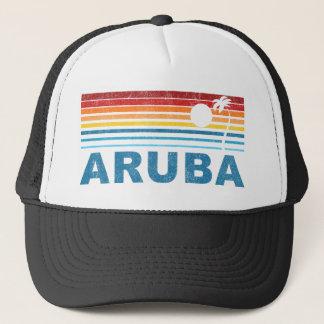 Palmträd Aruba Keps
