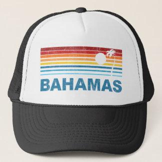 Palmträd Bahamas Truckerkeps