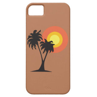 Palmträd iPhone 5 Case-Mate Cases