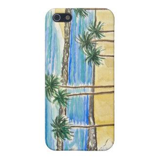 Palmträd iPhone 5 Cases