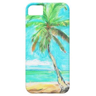 Palmträd iPhone 5 Hud