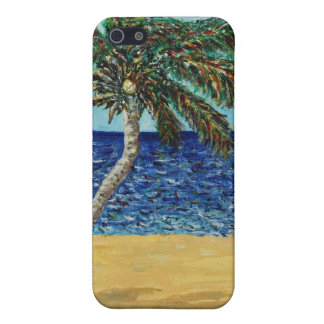 Palmträd iPhone 5 Skal