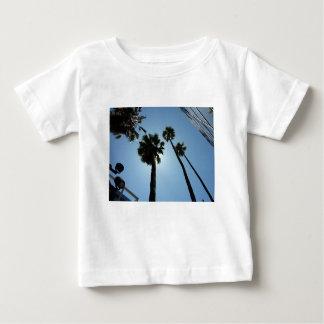 Palmträd Los Angeles Hollywood USA T Shirt