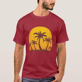 Palmträd och sol tröjor
