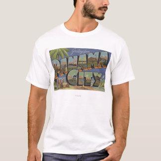 Panama City Florida - stora brevplatser T Shirts