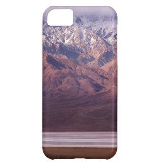 Panamint spänner och handfatet iPhone 5C fodral