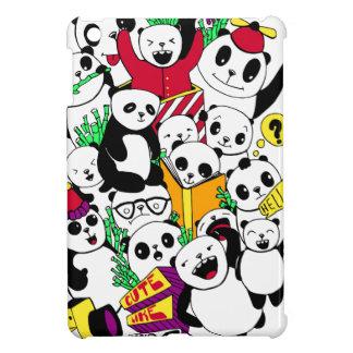 Panda iPad Mini Mobil Fodral