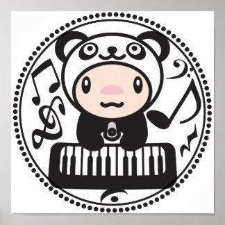 Panda_Method Poster