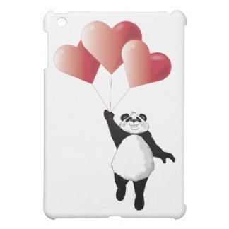 Panda och ballonger iPad mini mobil skydd